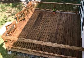 Randy's Deck Restored