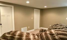 Walls and Trim Painted