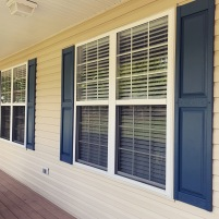 Shutters Painted