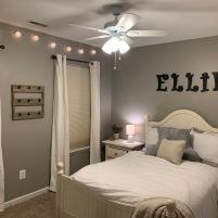 Bedroom Painted