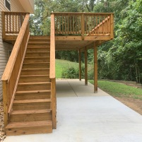Deck Clean & Stain