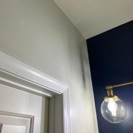 Bathroom Painted