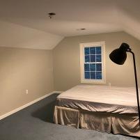 Bonus Room Painted
